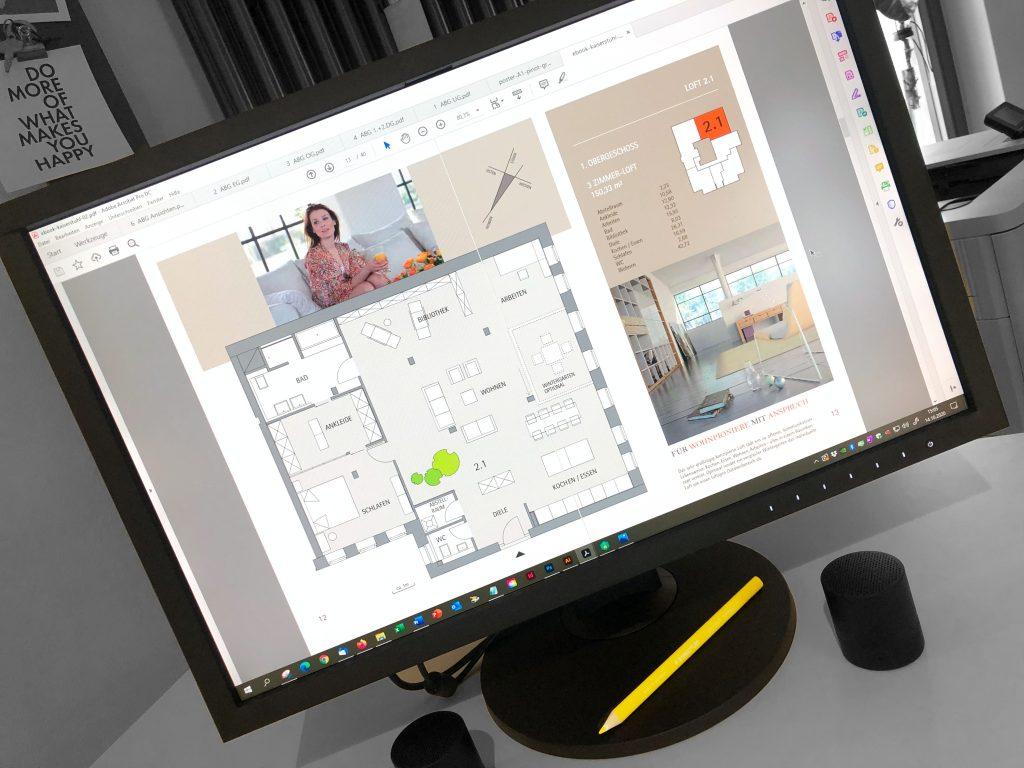Desktop. Mein 2. Zuhause.