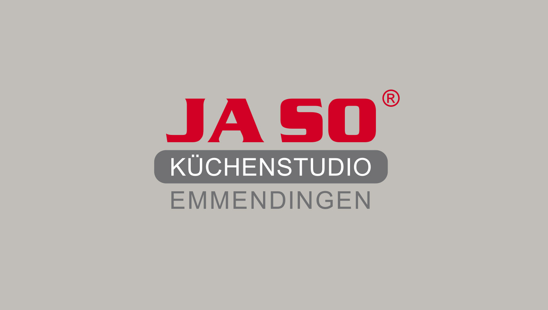 Grafikdesign. JASO Küchenstudio.