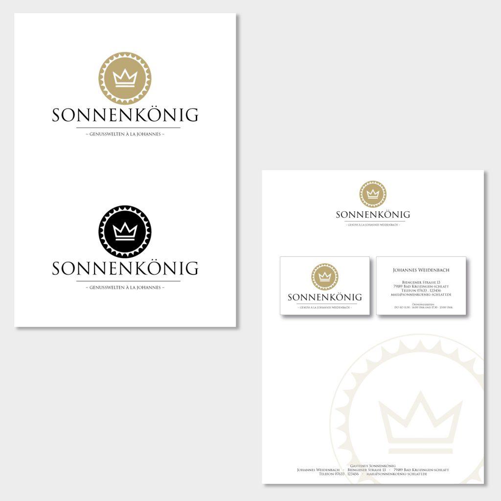 Grafikdesign. Logoentwicklung.